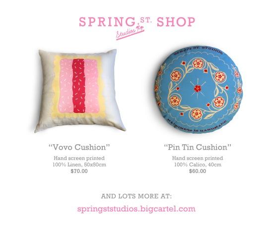 single cushions x2for blog