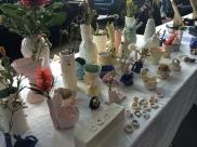 Stall neighbour - So pretty. Tessy King ceramics