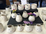 Stall neighbour - By yiyinglee ceramics